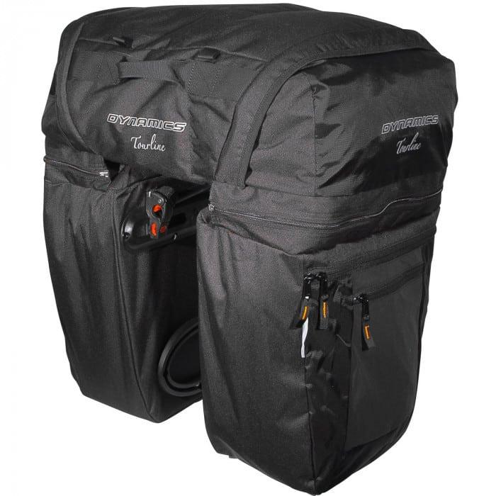 Dynamics Tourline Comfort Dreifach-Fahrrad-Packtasche