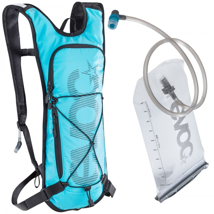 Evoc CC 3l Fahrradrucksack mit Trinkblase
