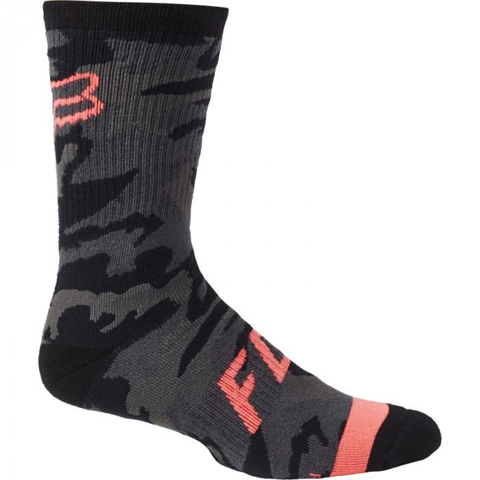 """Fox Defend 8"""" Fahrrad Socken"""