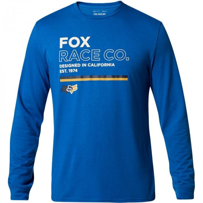 Fox Analog Tech Tee Langarmshirt Herren