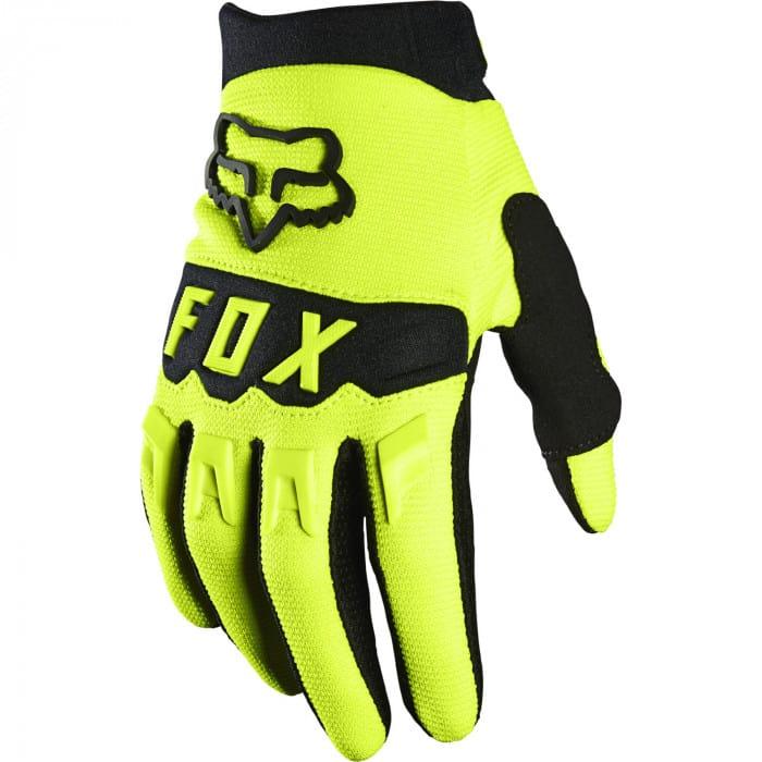 Fox Youth Dirtpaw Fahrrad Handschuhe lang Kinder