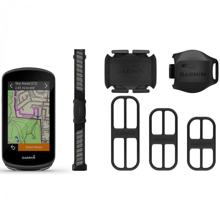 Garmin Edge 1030 Plus Bundle GPS-Fahrradcomputer