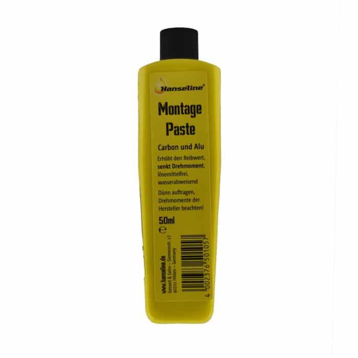 Hanseline Carbon Montage Paste (50 ml)