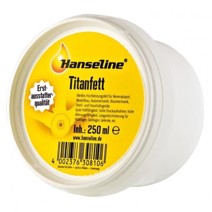 Hanseline Titanfett (250 ml)