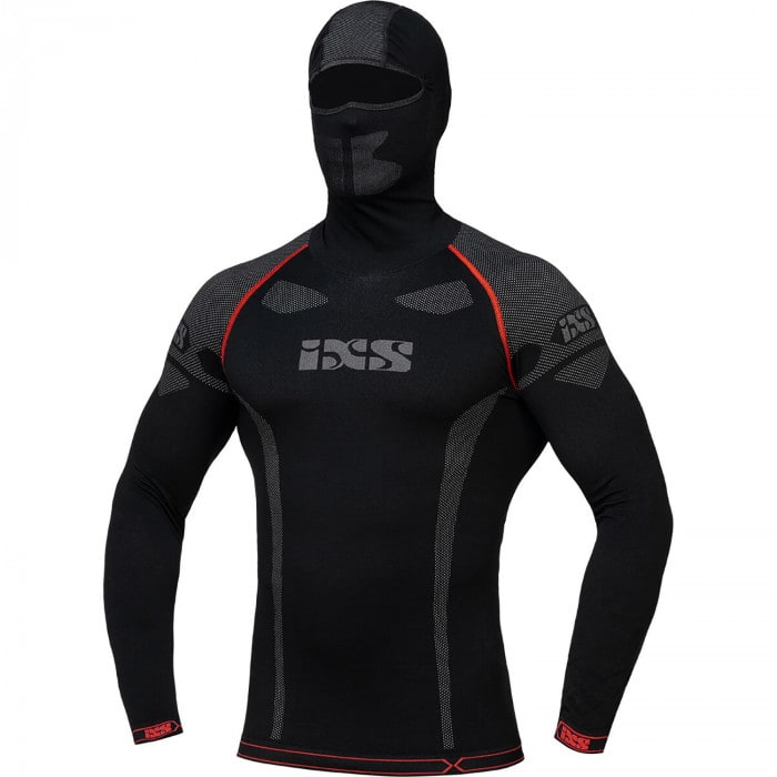 IXS 365 Langarm-Kapuzen-Shirt