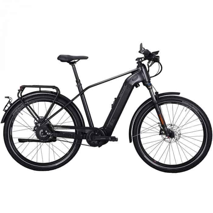 "Kettler Quadriga Duo CX Speed E-Bike Trekking 45 km/h 29"""