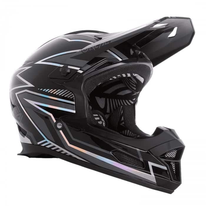 O'Neal Fury Rapid Fullface Helm