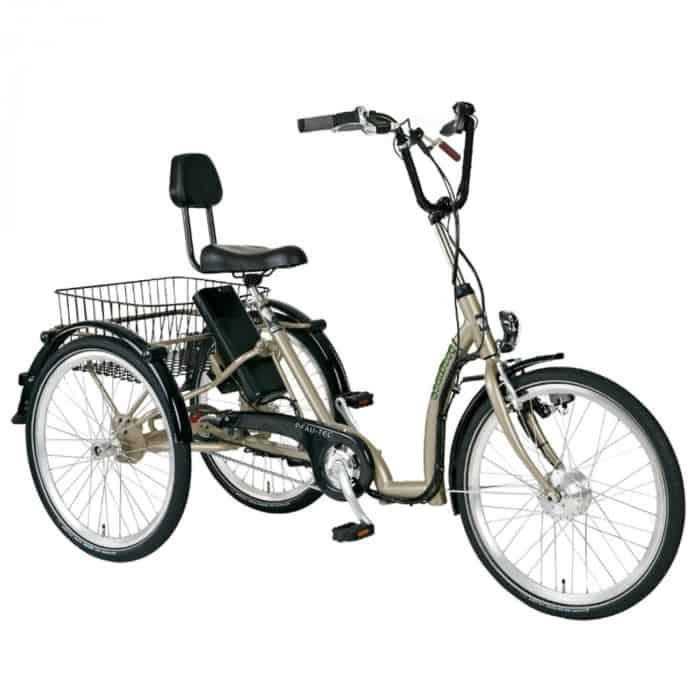 Pfau-Tec Pfiff Comfort FM E-Bike Spezialrad