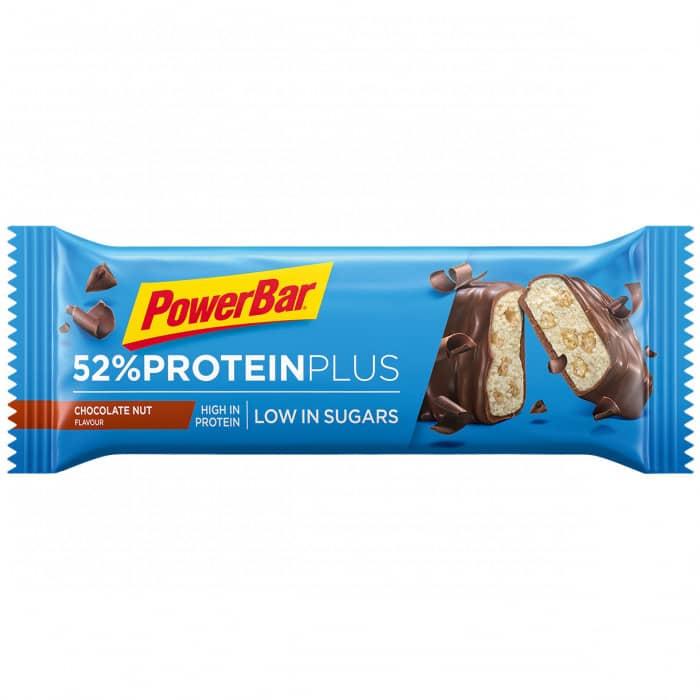 Powerbar 52% Protein Plus Eiweißriegel (50 g)