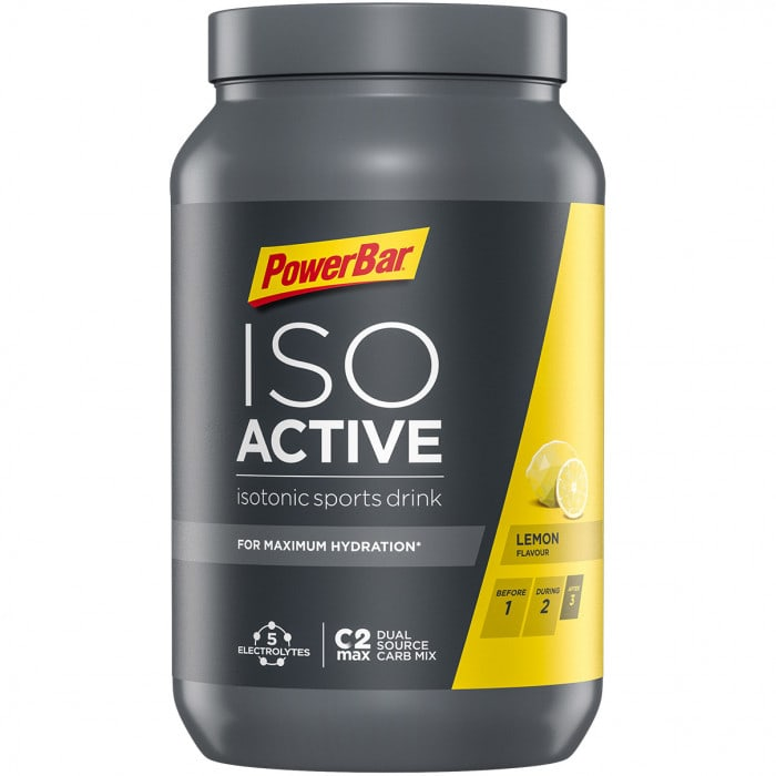 Powerbar Isoactive Elektrolyt-Getränk (1320 g)