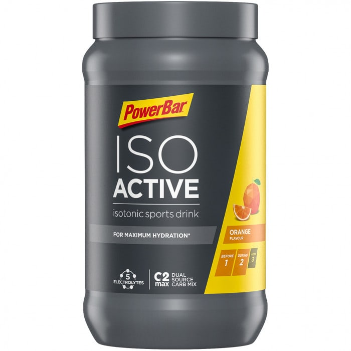 Powerbar Isoactive Elektrolyt-Getränk (600 g)