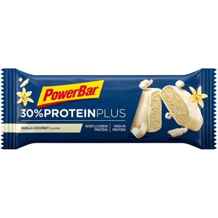 Powerbar 30% Protein Plus Eiweißriegel (55 g)