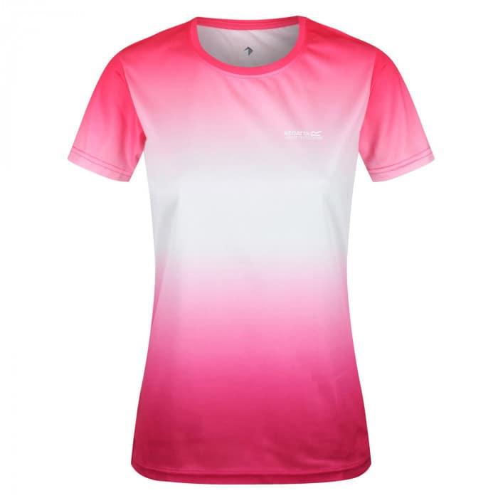 Regatta Fingal V Rad Shirt kurzarm Damen