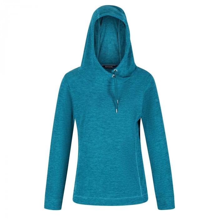 Regatta Kizmitt II Fleece-Hoodie Rad Shirt langarm Damen