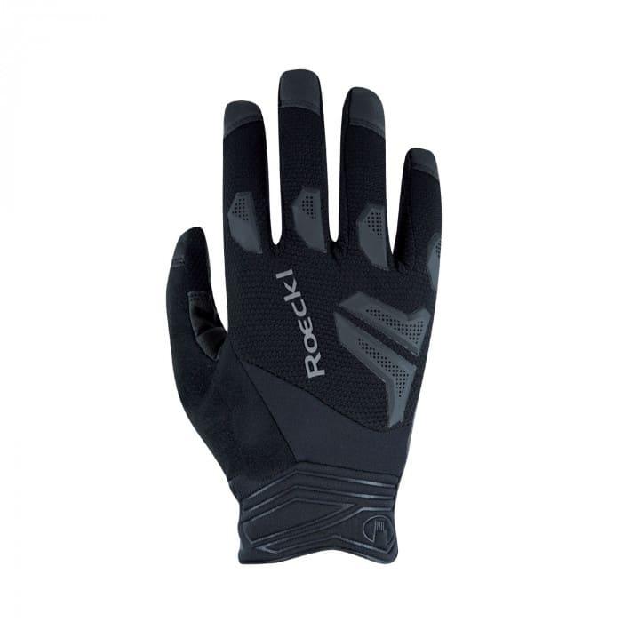 Roeckl MONTEFINO Fahrrad Handschuhe lang