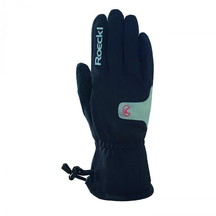 Roeckl Gore Windstopper Fahrrad Handschuhe lang