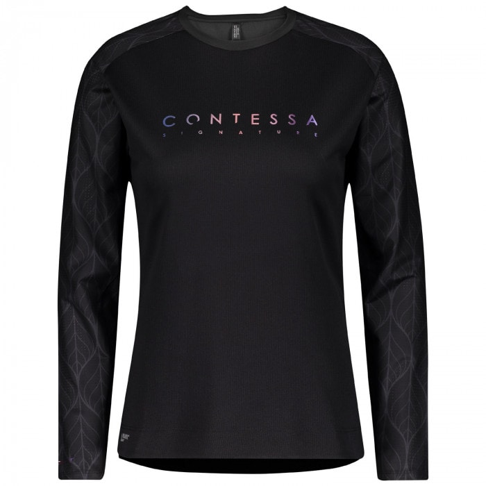 Scott Trail Contessa Sign. L/LS Rad Shirt langarm Damen