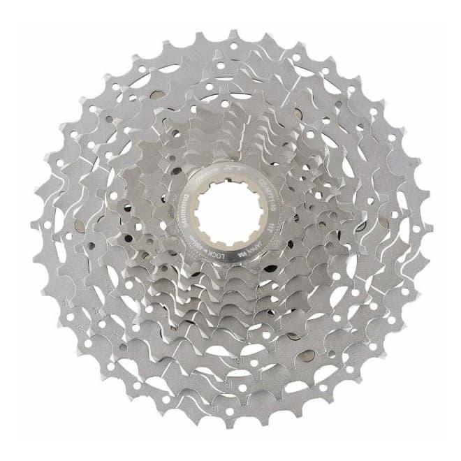 Shimano Deore XT CS M771 Fahrrad-Kassette (10-Fach)