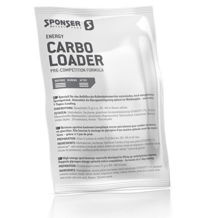 Sponser Carbo Loader Beutel (75 g)