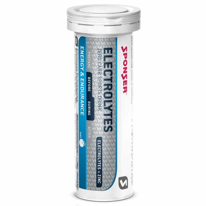 Sponser Electrolytes Brausetabletten (10 x 4,5 g)
