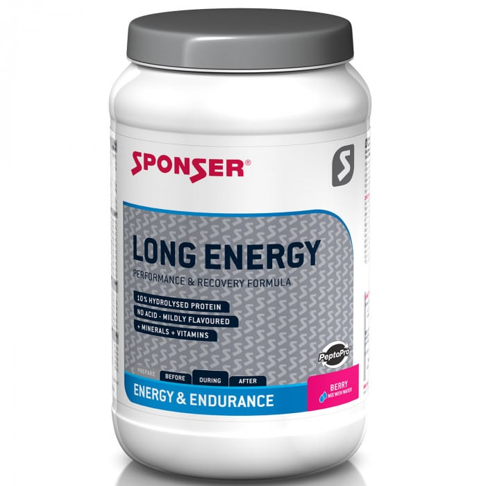 Sponser Long Energy 10 % Getränkepulver (1200 g)