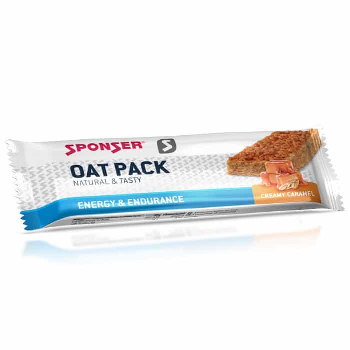 Sponser Oat Pack Creamy Caramel Energy-Riegel (50 g)