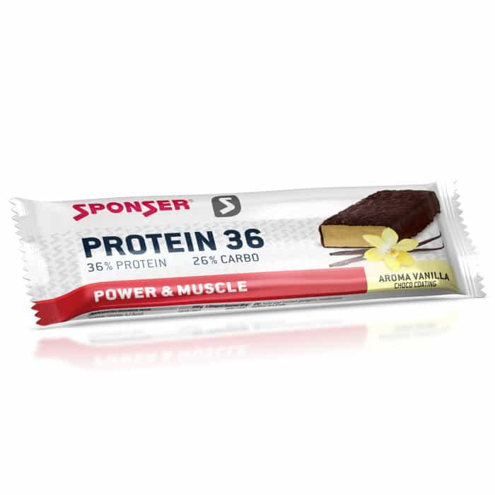Sponser Protein 36 Eiweißriegel (50 g)