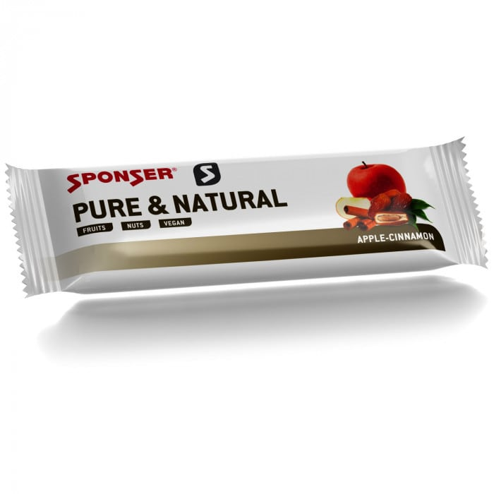 Sponser Pure & Natural Energieriegel (50 g)