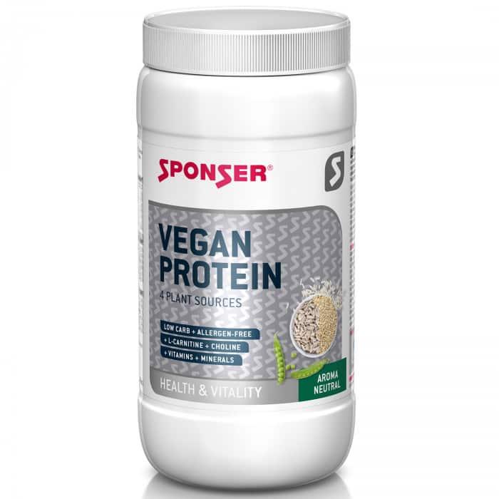 Sponser Vegan Protein Eiweißpulver (490 g)