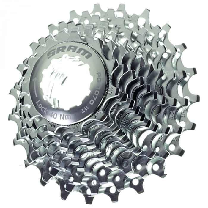 SRAM PG-1070 Fahrrad-Kassette (10-fach)