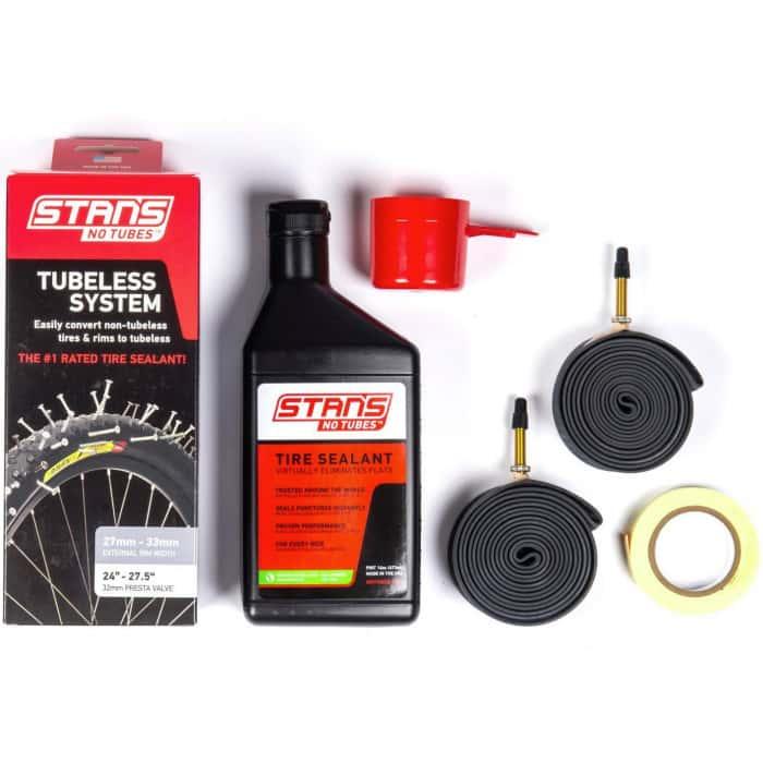 Stan's NoTubes Tubeless System Freeride Kit