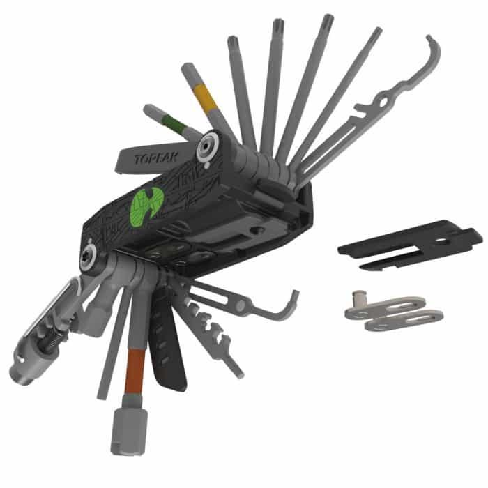 Topeak Alien X Fahrrad-Mini-Werkzeug