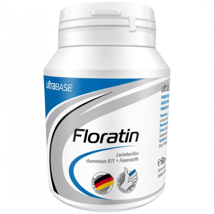Ultrasports Floratin Kapseln (50 g)