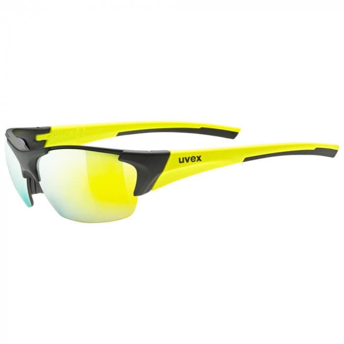 Uvex Blaze III 2.0 Sportbrille mit Wechselscheiben