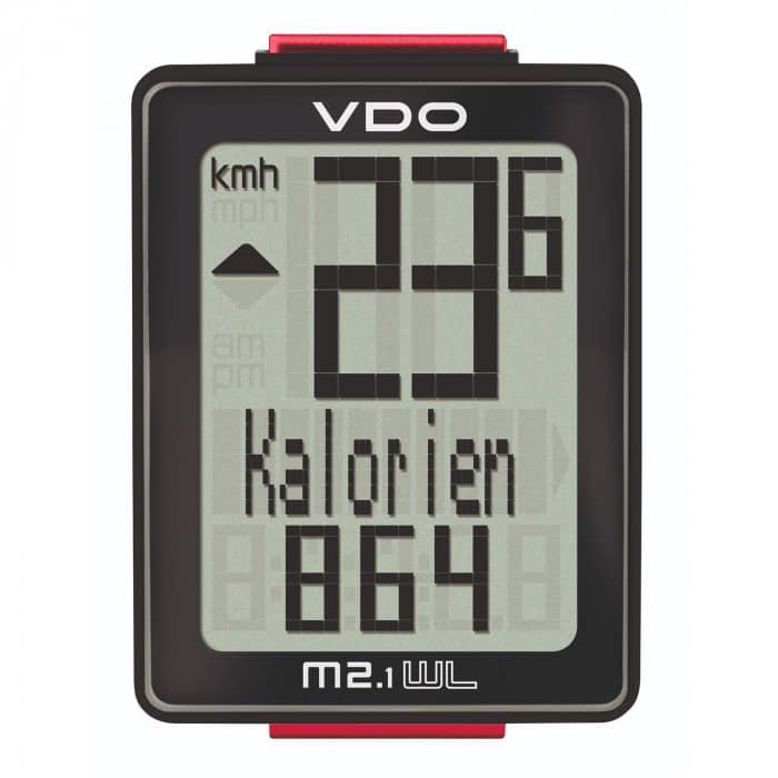 VDO M2.1 WL Fahrrad-Computer kabellos