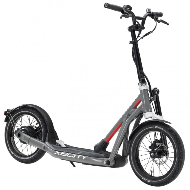 bmw x2 city e scooter blau online shop zweirad stadler. Black Bedroom Furniture Sets. Home Design Ideas