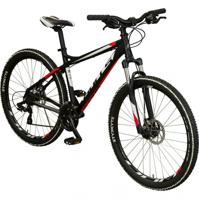 bulls raptor disc mtb hardtail 41 cm rot schwarz wei. Black Bedroom Furniture Sets. Home Design Ideas