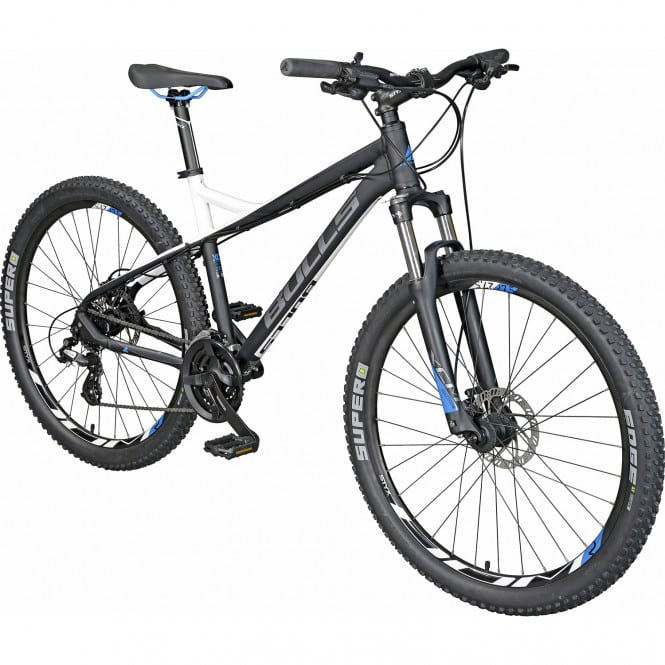 bulls sharptail rl disc mountainbike 51 cm schwarz wei. Black Bedroom Furniture Sets. Home Design Ideas
