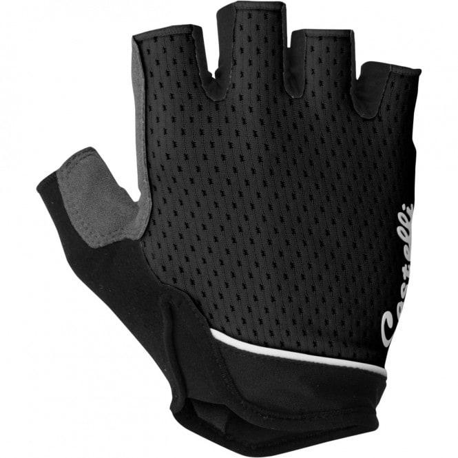 castelli roubaix gel fahrrad handschuhe kurz damen. Black Bedroom Furniture Sets. Home Design Ideas