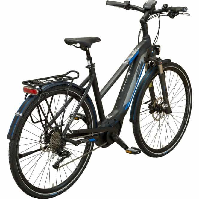 9301dfba8e526b ... KTM Macina Ultimate II E-Trekking-Bike thumb 2 ...