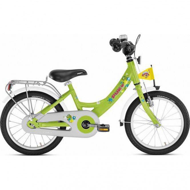 puky fahrrad zl 16 alu farbe flieder online shop. Black Bedroom Furniture Sets. Home Design Ideas