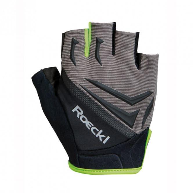 roeckl isar fahrrad handschuhe kurz schwarz gr e 8. Black Bedroom Furniture Sets. Home Design Ideas