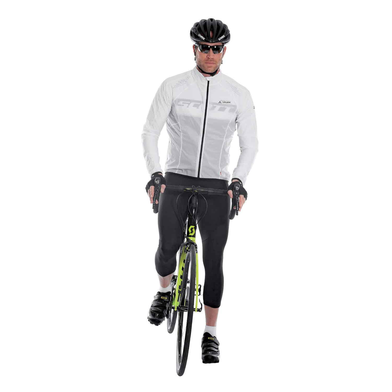 classic fit b9fc0 5432c Vaude Pro Windshell LW Fahrrad-Windjacke Herren