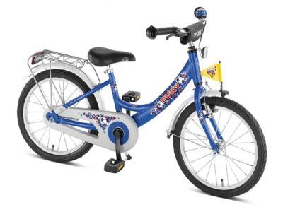 puky fahrrad zl 18 alu fabe blau fu ball online shop. Black Bedroom Furniture Sets. Home Design Ideas