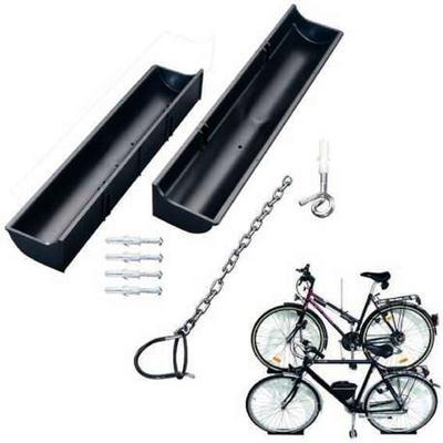 zeg fahrrad wandhalterung westmark farbe schwarz online. Black Bedroom Furniture Sets. Home Design Ideas