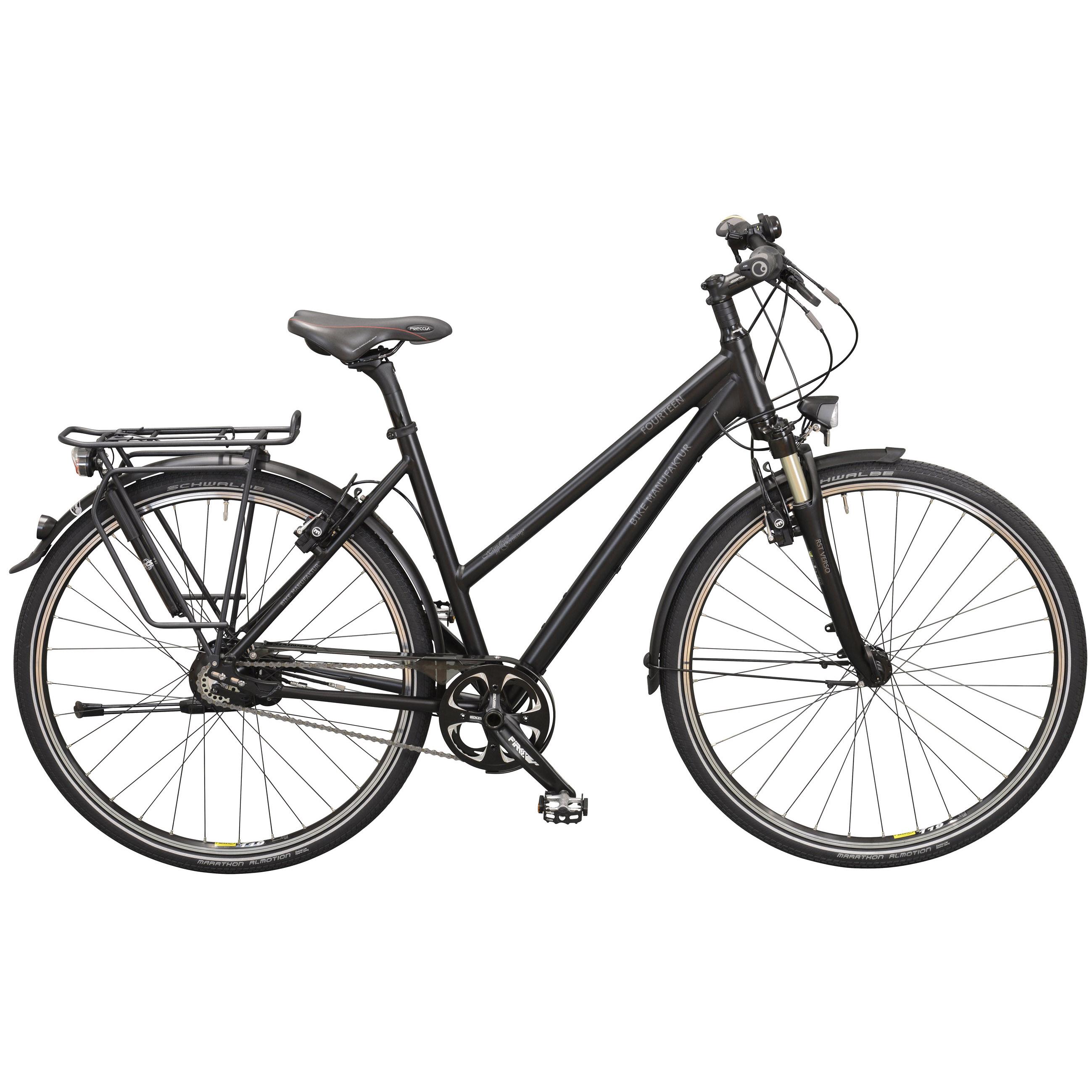 bike manufaktur fourteen rohloff 45 cm damen online. Black Bedroom Furniture Sets. Home Design Ideas