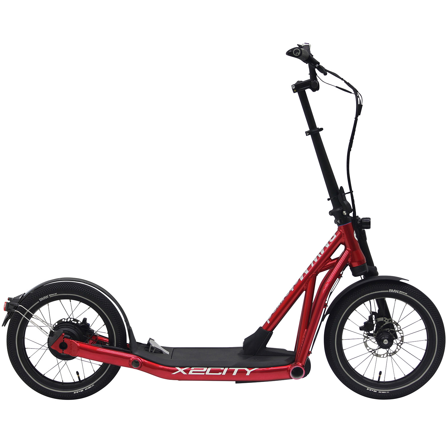 bmw x2 city e scooter rot online shop zweirad stadler. Black Bedroom Furniture Sets. Home Design Ideas