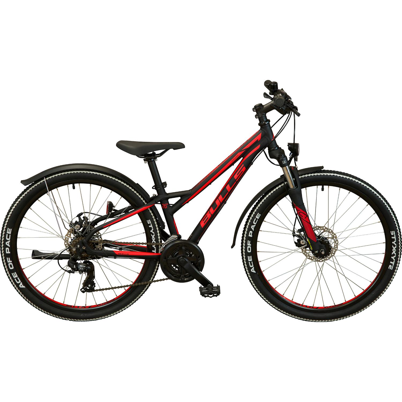 bulls racer junior all terrain bike jugendfahrrad 32 cm. Black Bedroom Furniture Sets. Home Design Ideas