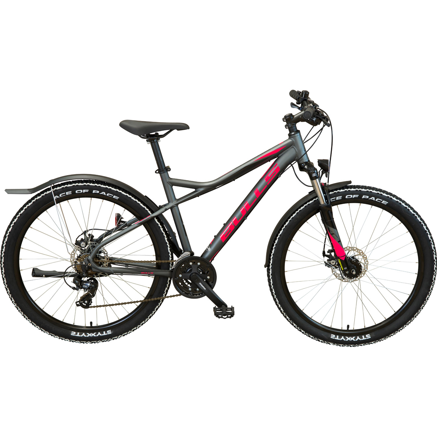bulls racer street damen mountainbike 27 5 zoll 41 cm. Black Bedroom Furniture Sets. Home Design Ideas