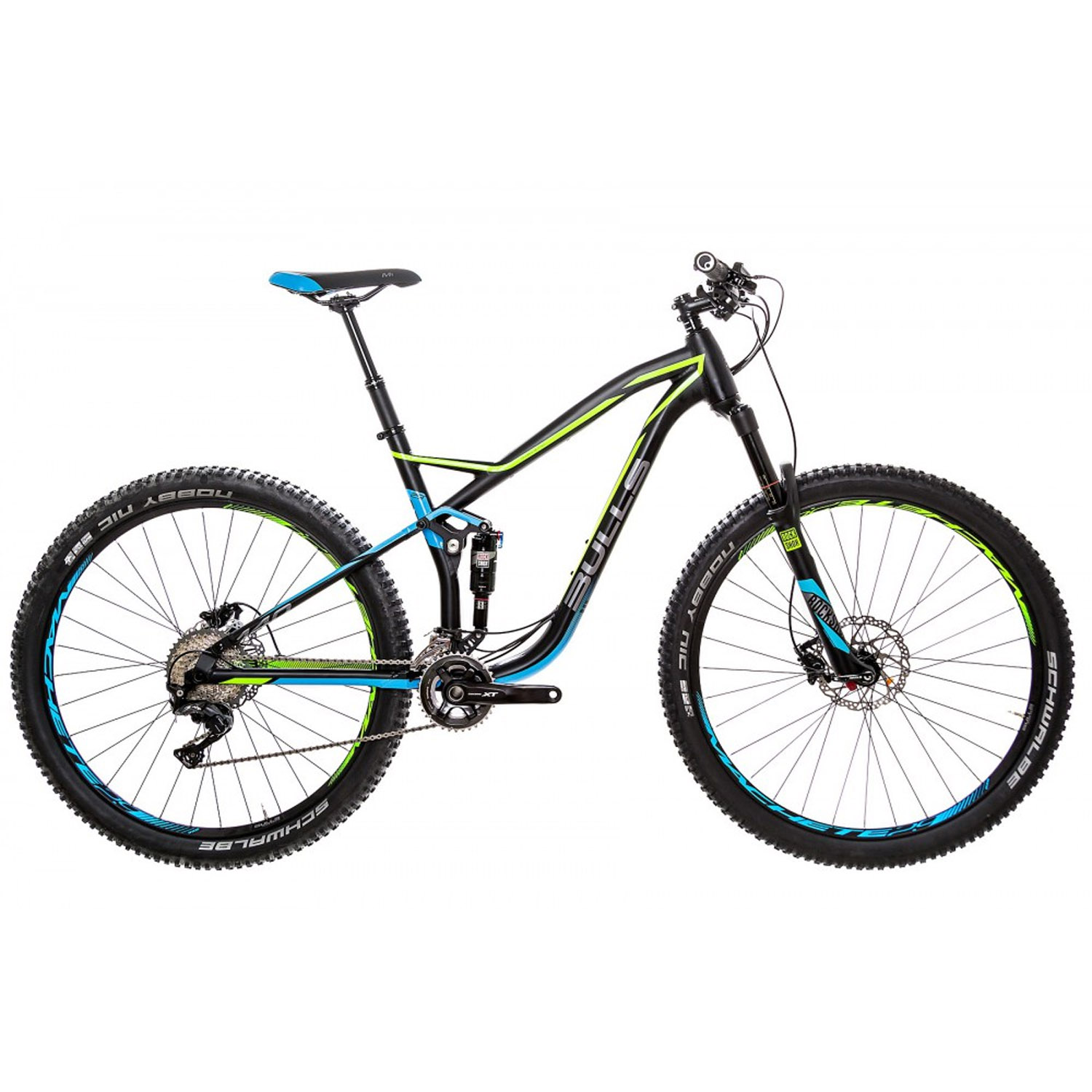 bulls wild rush 1 fully mountainbike 39 cm online shop. Black Bedroom Furniture Sets. Home Design Ideas